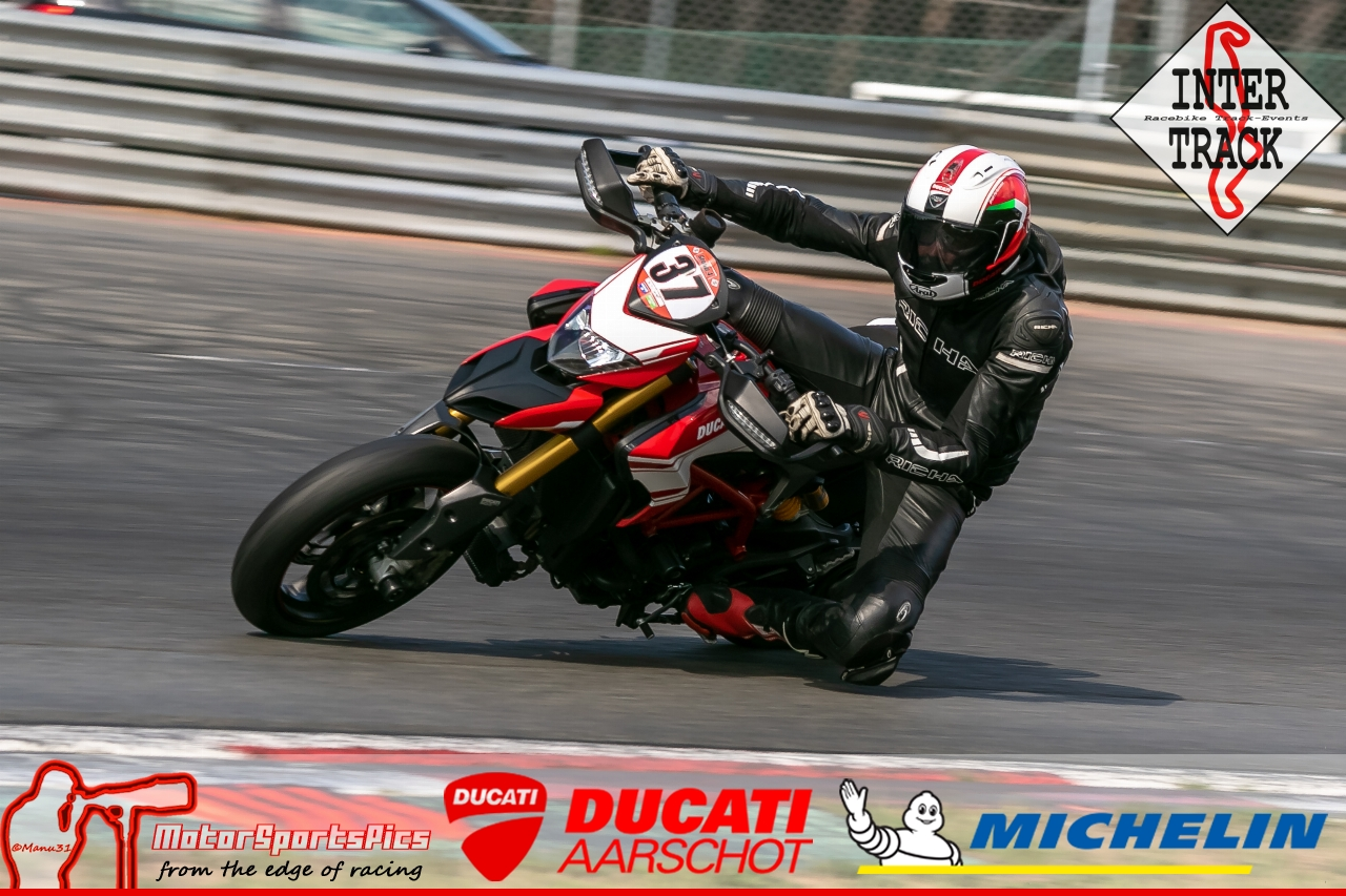 02-09-19 Inter-Track at Zolder group 4 Red #124