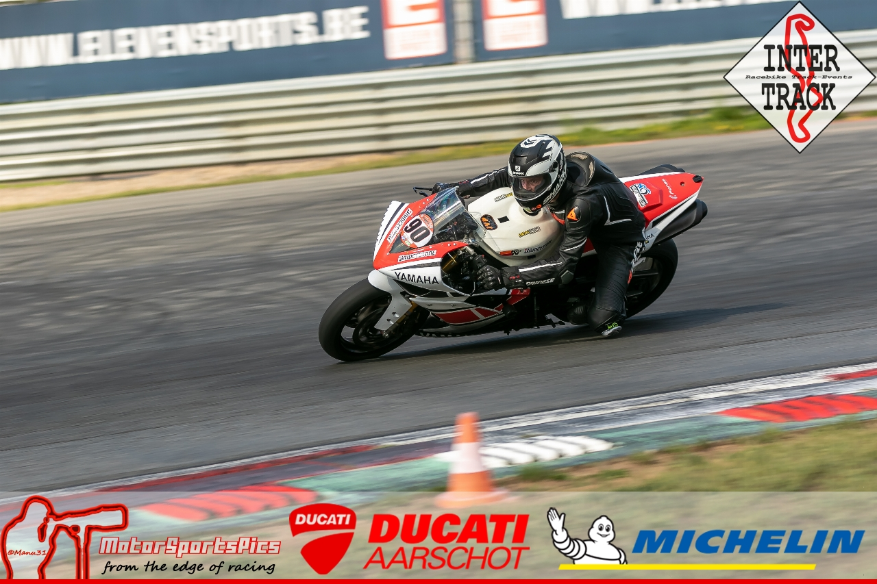 02-09-19 Inter-Track at Zolder group 4 Red #135