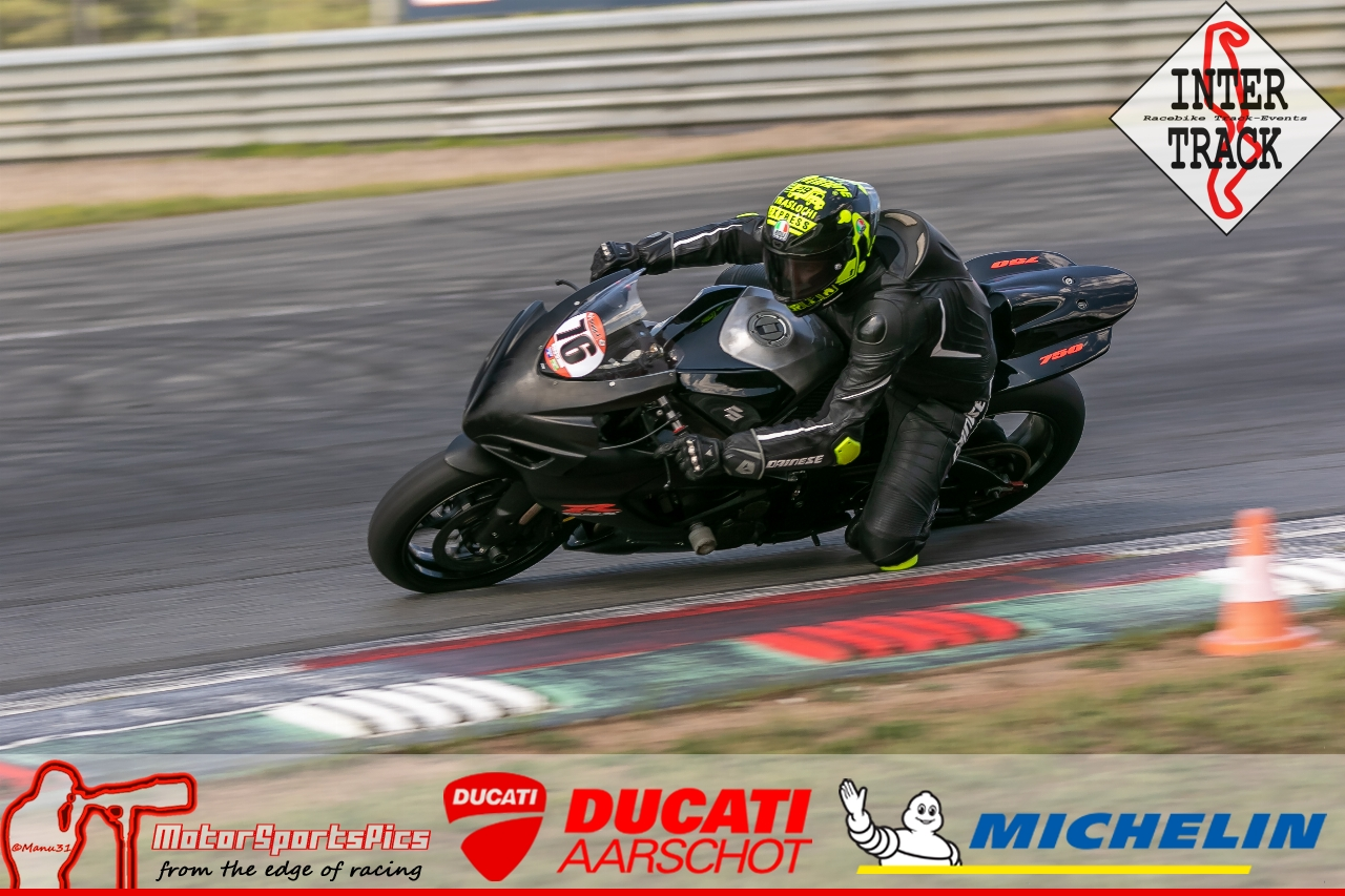 02-09-19 Inter-Track at Zolder group 4 Red #139