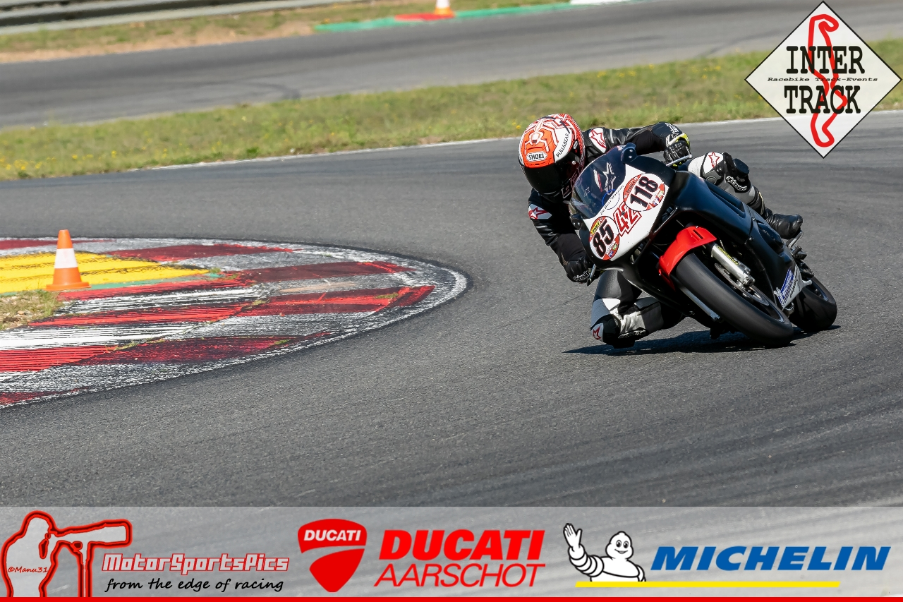 02-09-19 Inter-Track at Zolder group 3 Yellow #199