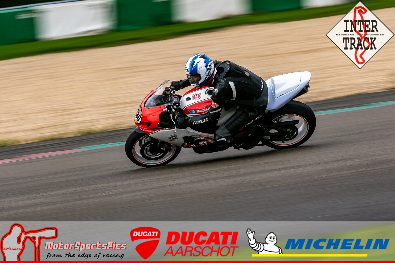 07-10-19 Inter-Track Mettet Group 4 red #22