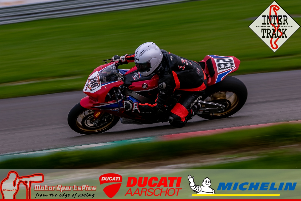 07-10-19 Inter-Track Mettet Group 4 red #46