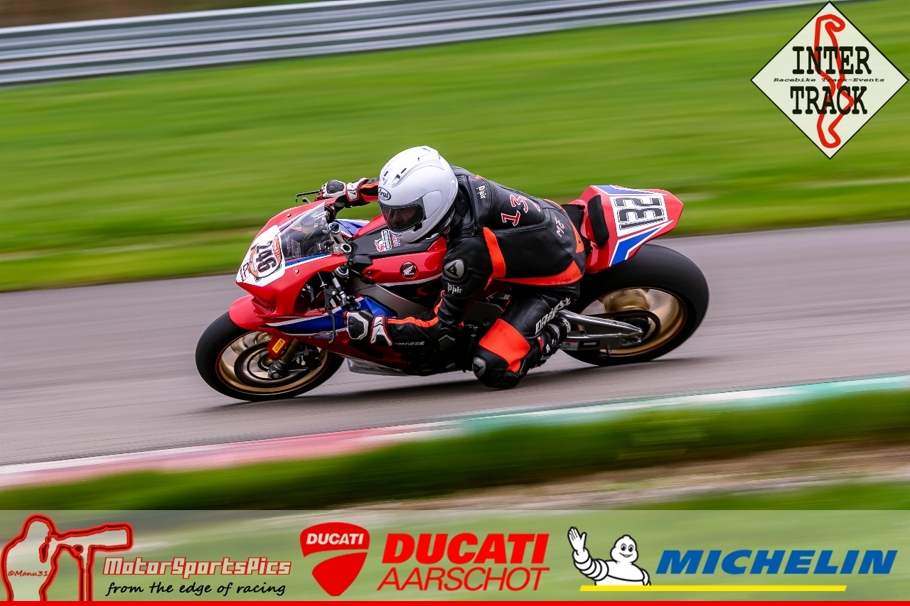 07-10-19 Inter-Track Mettet Group 4 red #56