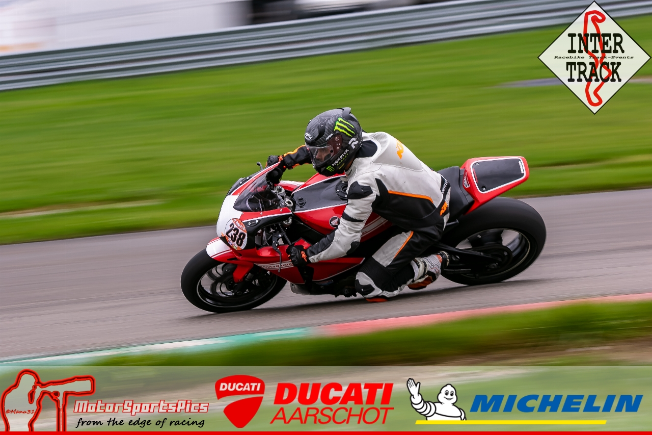 07-10-19 Inter-Track Mettet Group 4 red #61