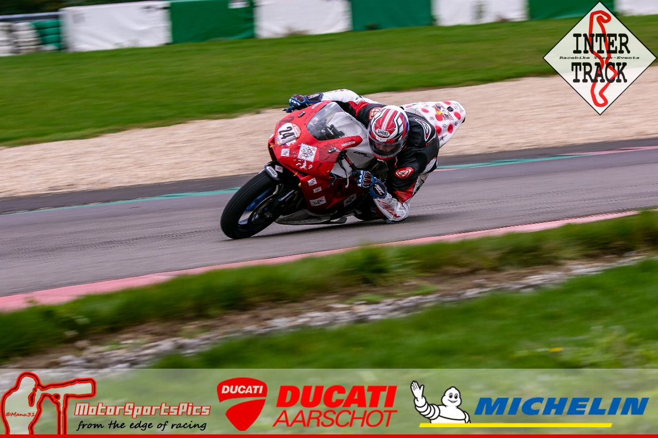 07-10-19 Inter-Track Mettet Group 4 red #65