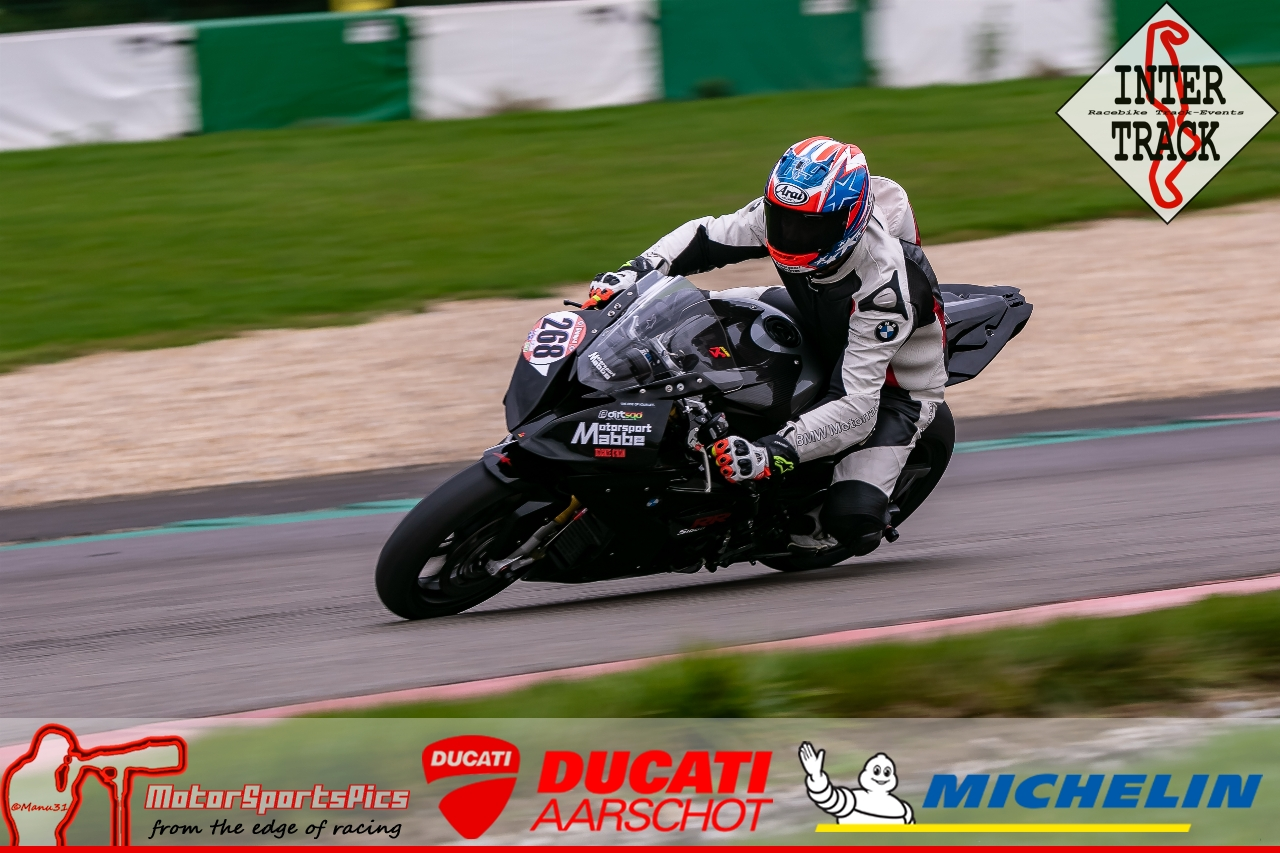 07-10-19 Inter-Track Mettet Group 4 red #70