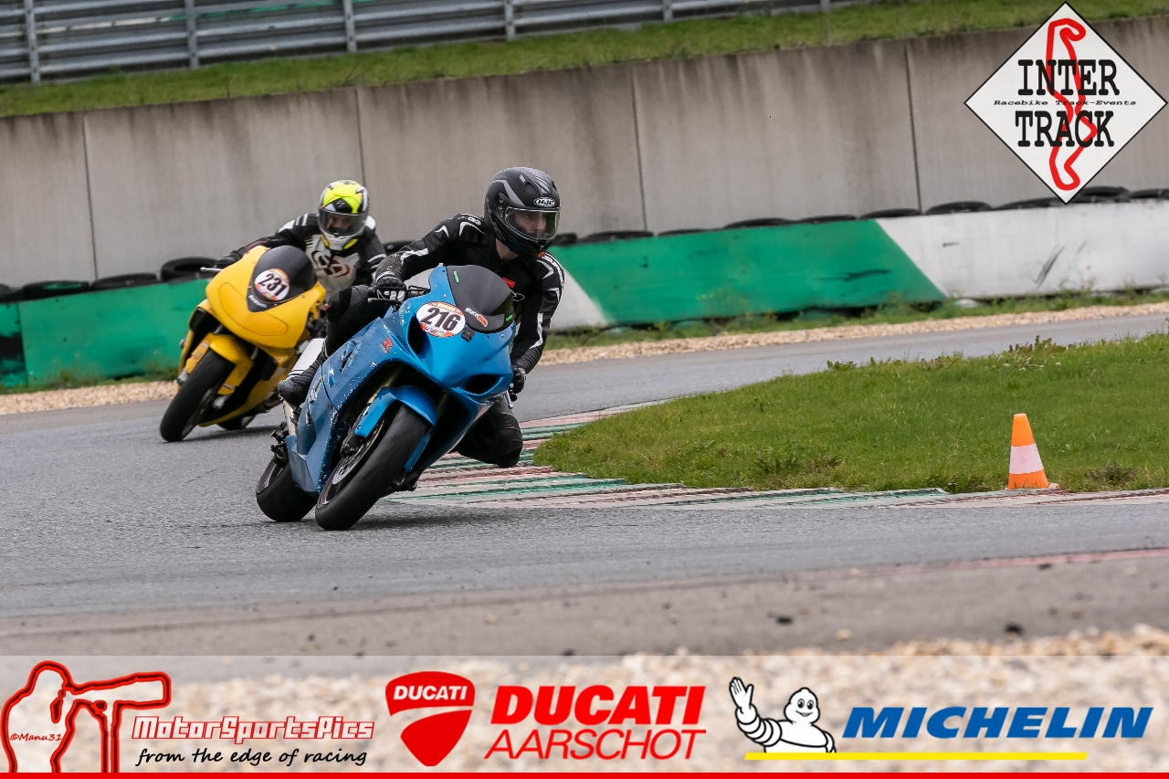 07-10-19 Inter-Track at Mettet Group 3 Yellow #93