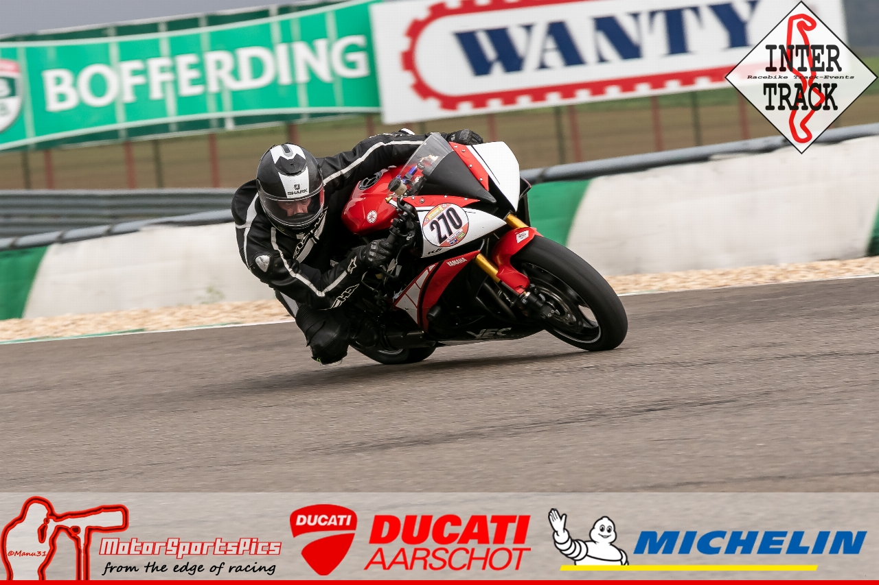 07-10-19 Inter-Track Mettet Group 4 red #80