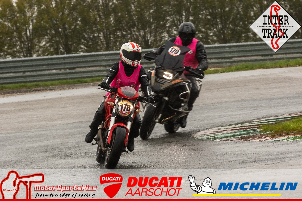 08-10-19 Inter-Track at Mettet Open pitlane day rain all day long #3