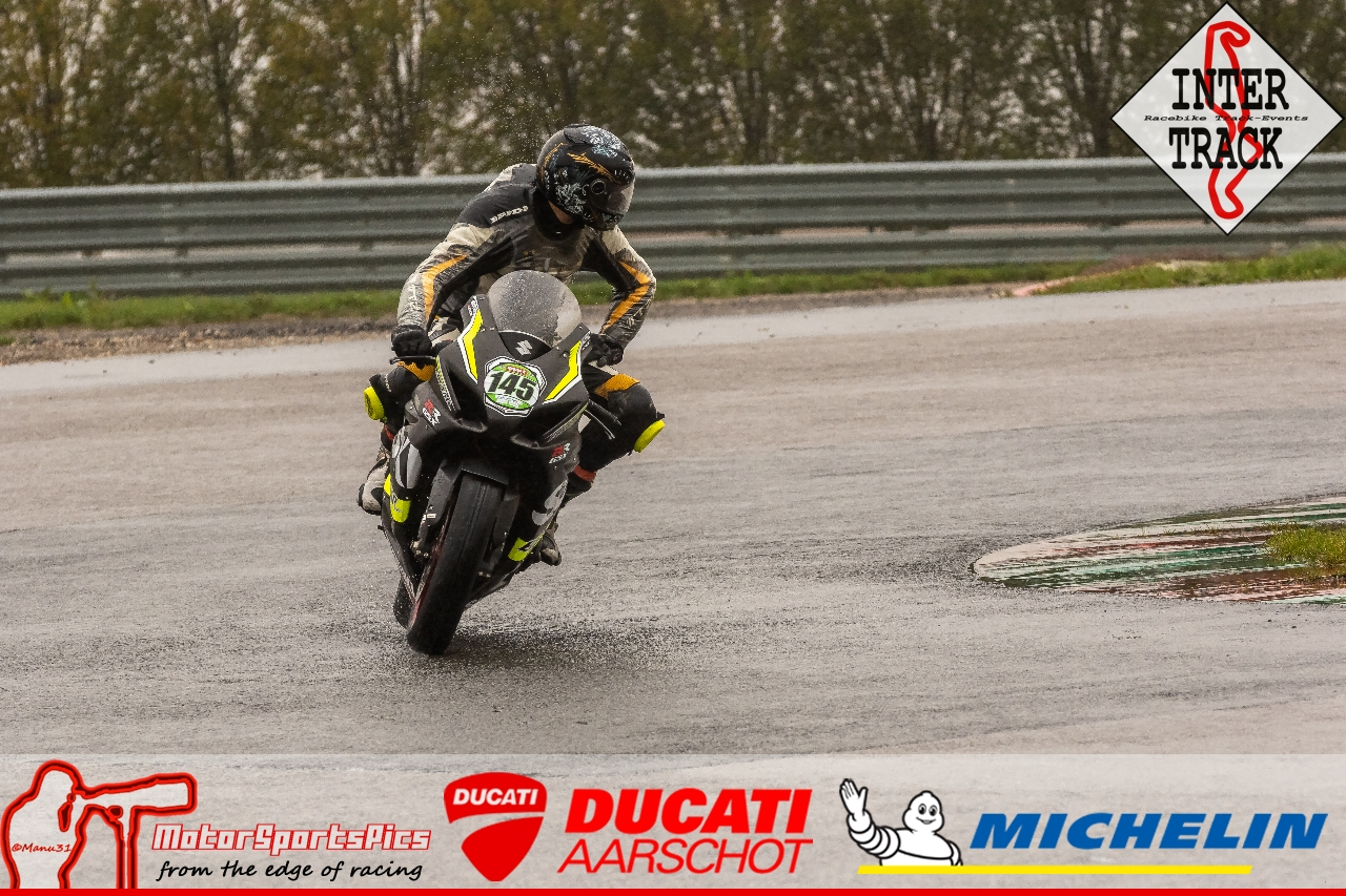 08-10-19 Inter-Track at Mettet Open pitlane day rain all day long #5