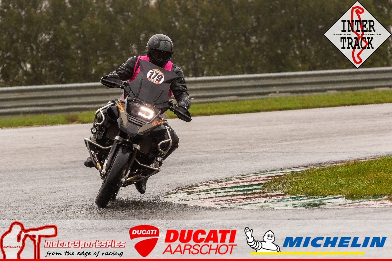 08-10-19 Inter-Track at Mettet Open pitlane day rain all day long #12