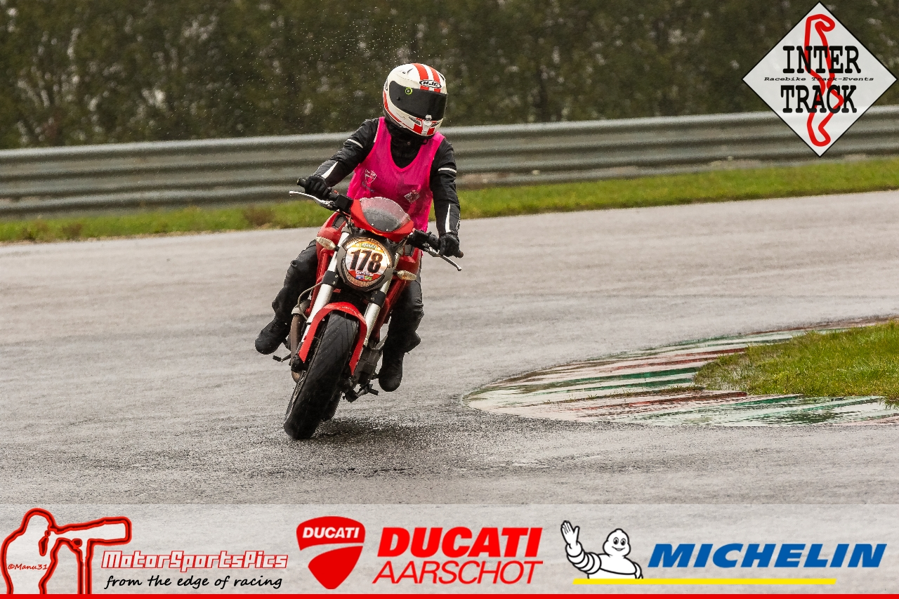 08-10-19 Inter-Track at Mettet Open pitlane day rain all day long #13