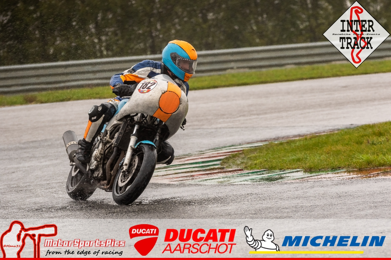 08-10-19 Inter-Track at Mettet Open pitlane day rain all day long #17