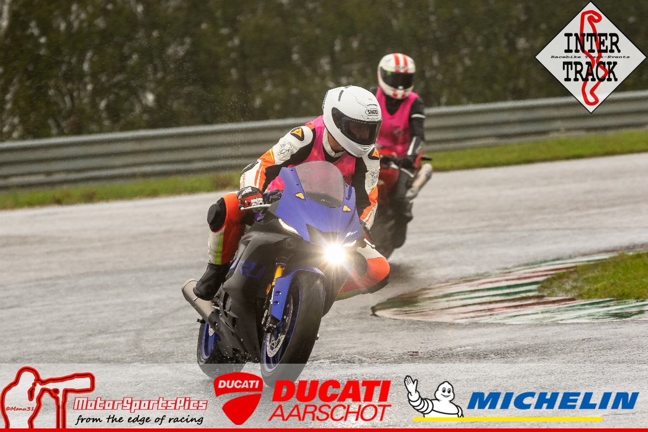 08-10-19 Inter-Track at Mettet Open pitlane day rain all day long #21