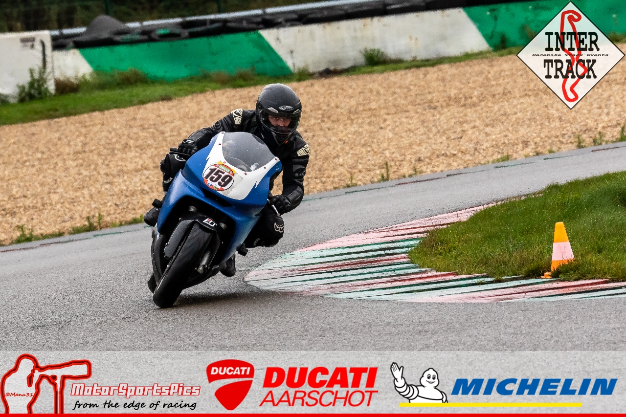 08-10-19 Inter-Track at Mettet Open pitlane day rain all day long #949