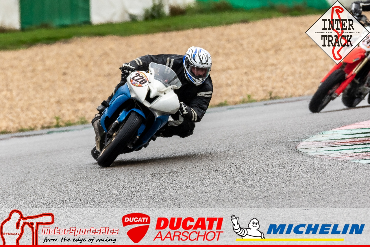 08-10-19 Inter-Track at Mettet Open pitlane day rain all day long #953