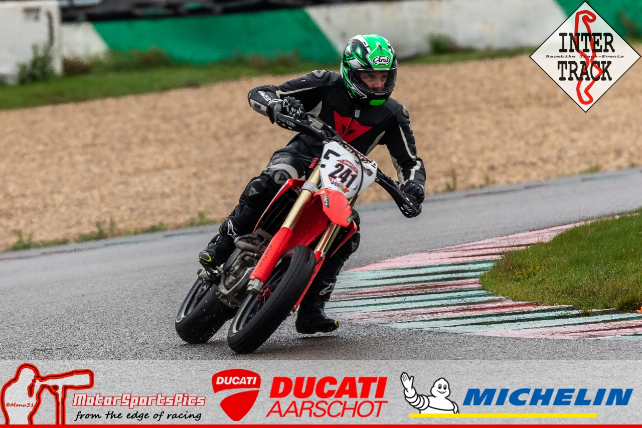 08-10-19 Inter-Track at Mettet Open pitlane day rain all day long #954