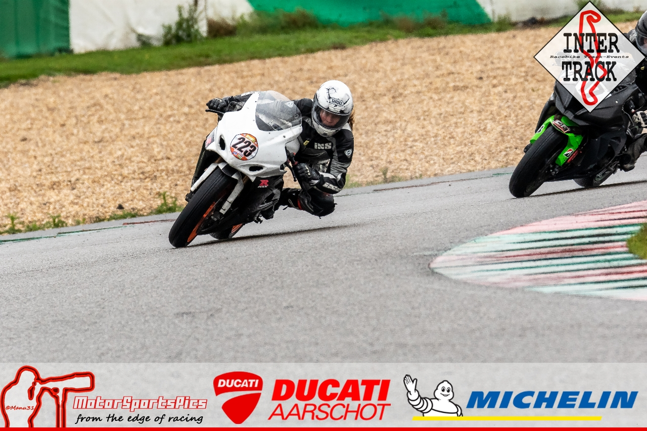 08-10-19 Inter-Track at Mettet Open pitlane day rain all day long #957