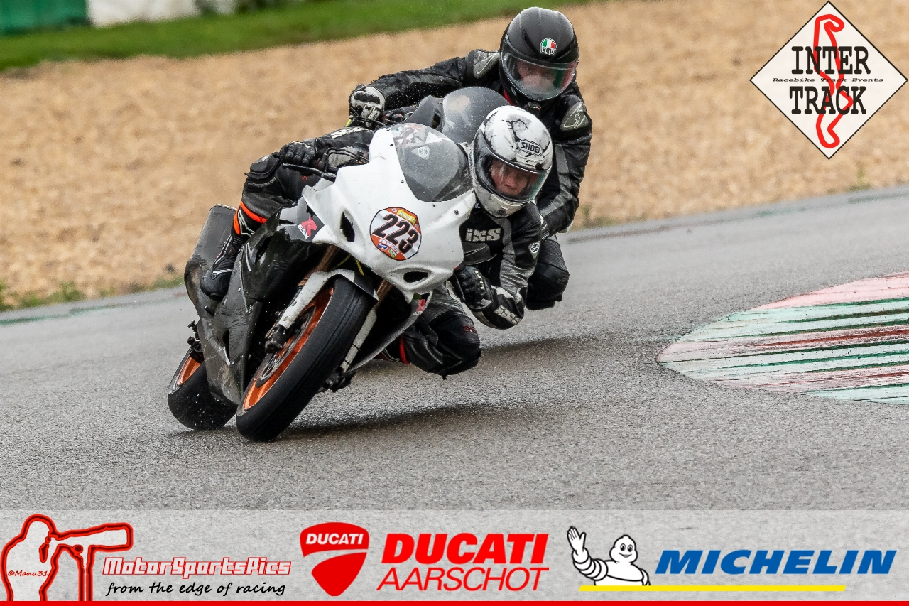 08-10-19 Inter-Track at Mettet Open pitlane day rain all day long #960