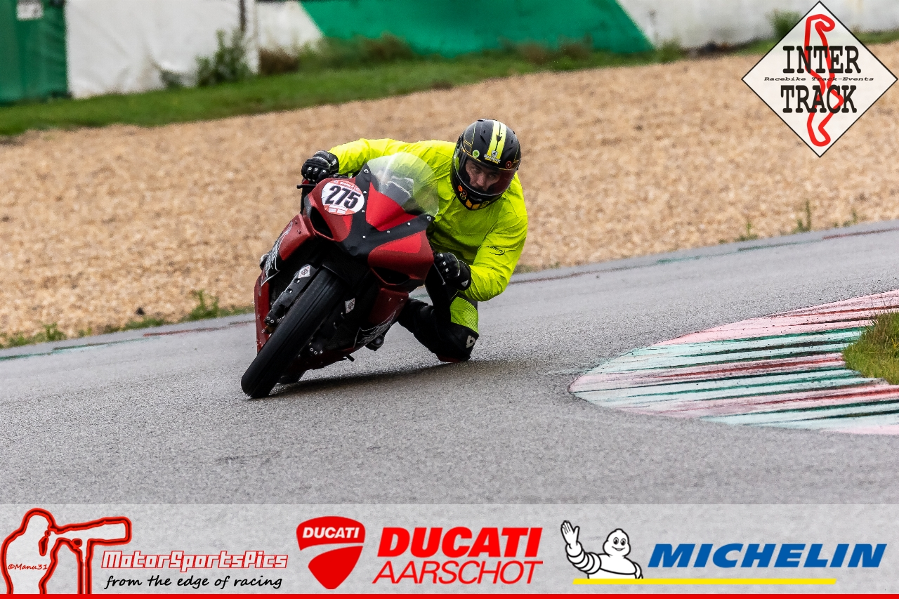 08-10-19 Inter-Track at Mettet Open pitlane day rain all day long #961