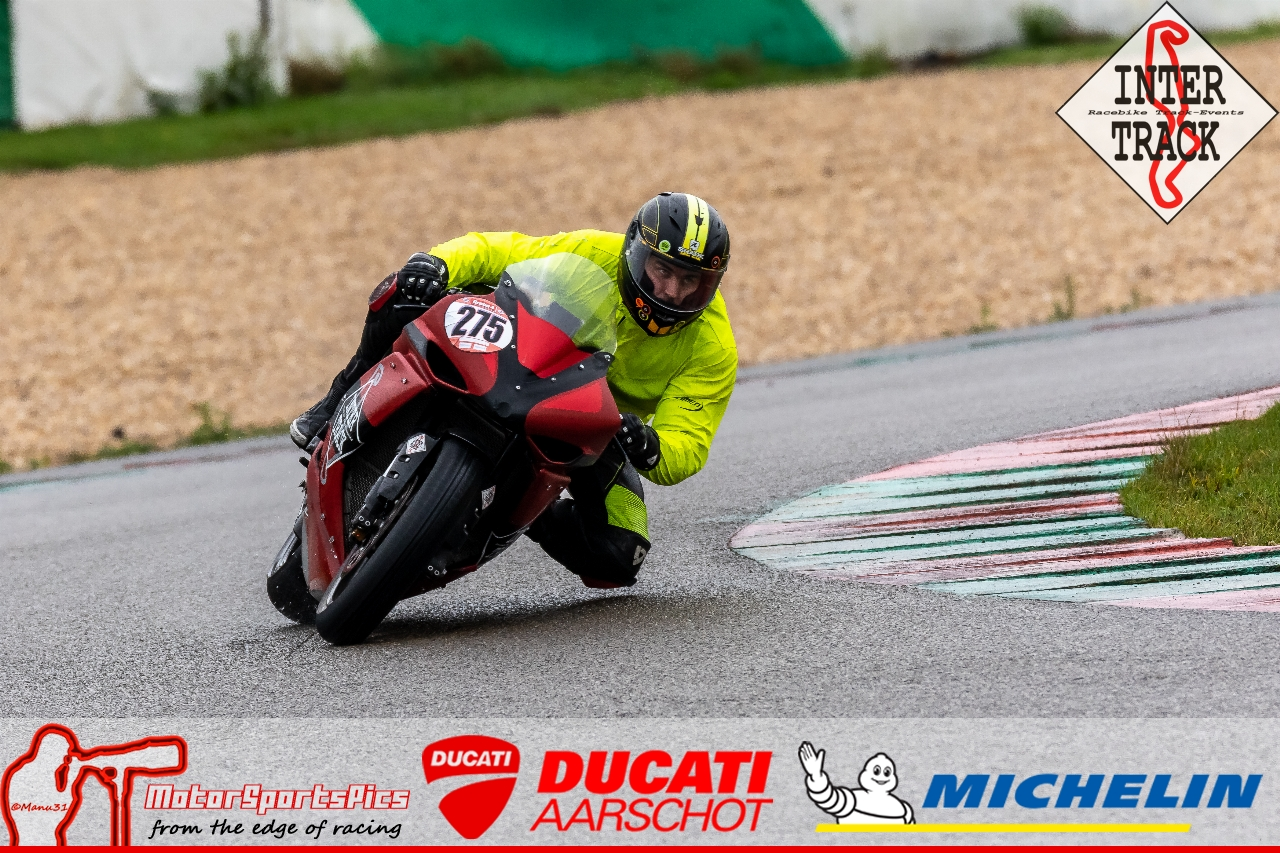 08-10-19 Inter-Track at Mettet Open pitlane day rain all day long #962