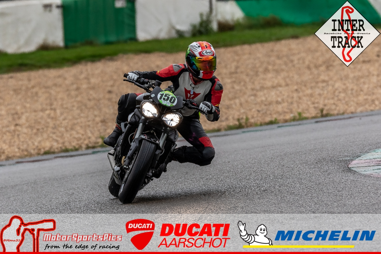 08-10-19 Inter-Track at Mettet Open pitlane day rain all day long #963