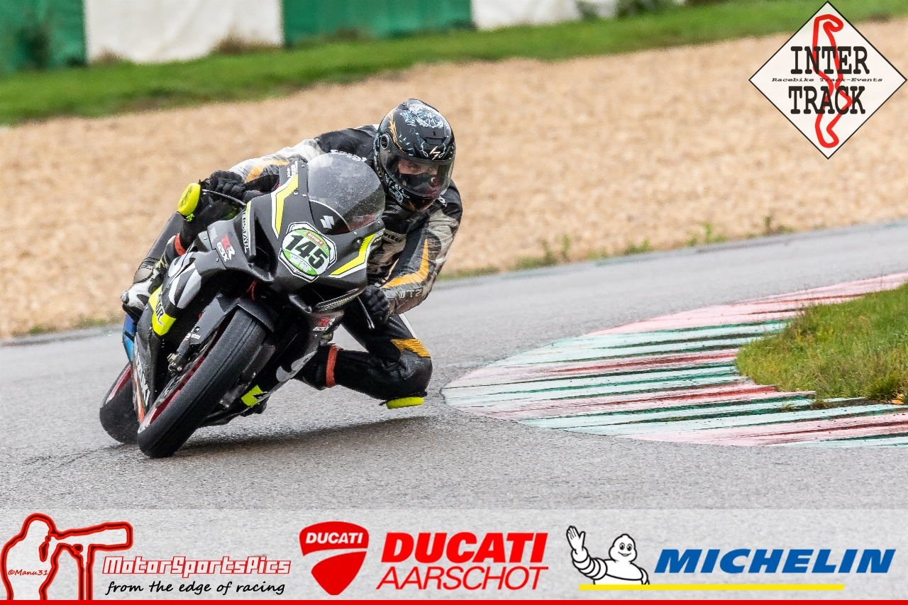 08-10-19 Inter-Track at Mettet Open pitlane day rain all day long #965