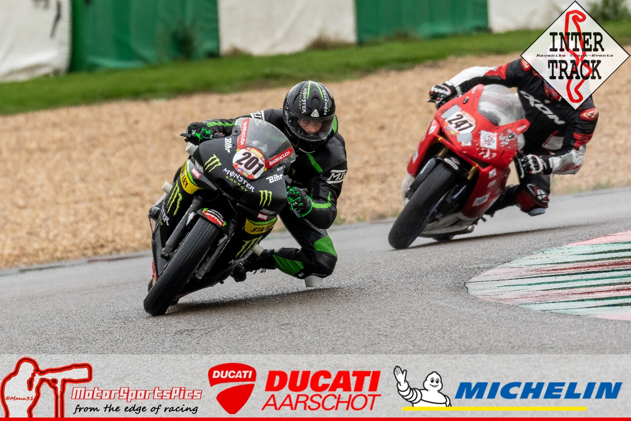 08-10-19 Inter-Track at Mettet Open pitlane day rain all day long #971