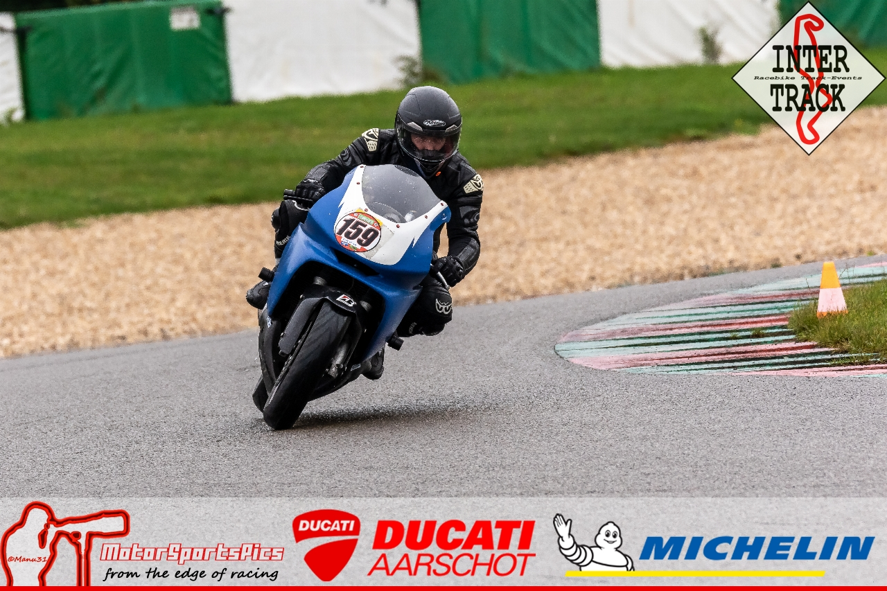 08-10-19 Inter-Track at Mettet Open pitlane day rain all day long #979