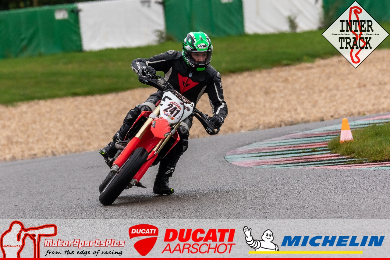 08-10-19 Inter-Track at Mettet Open pitlane day rain all day long #984