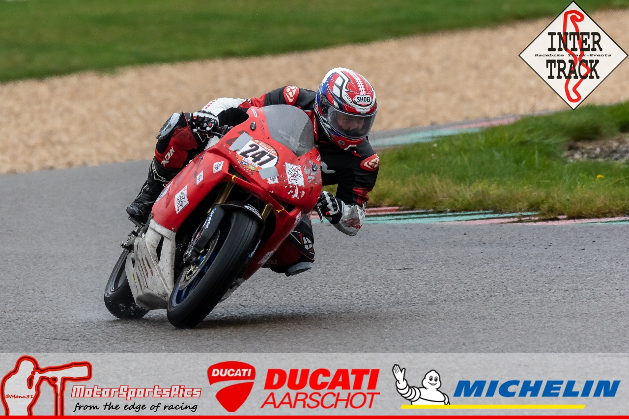 08-10-19 Inter-Track at Mettet Open pitlane day rain all day long #999