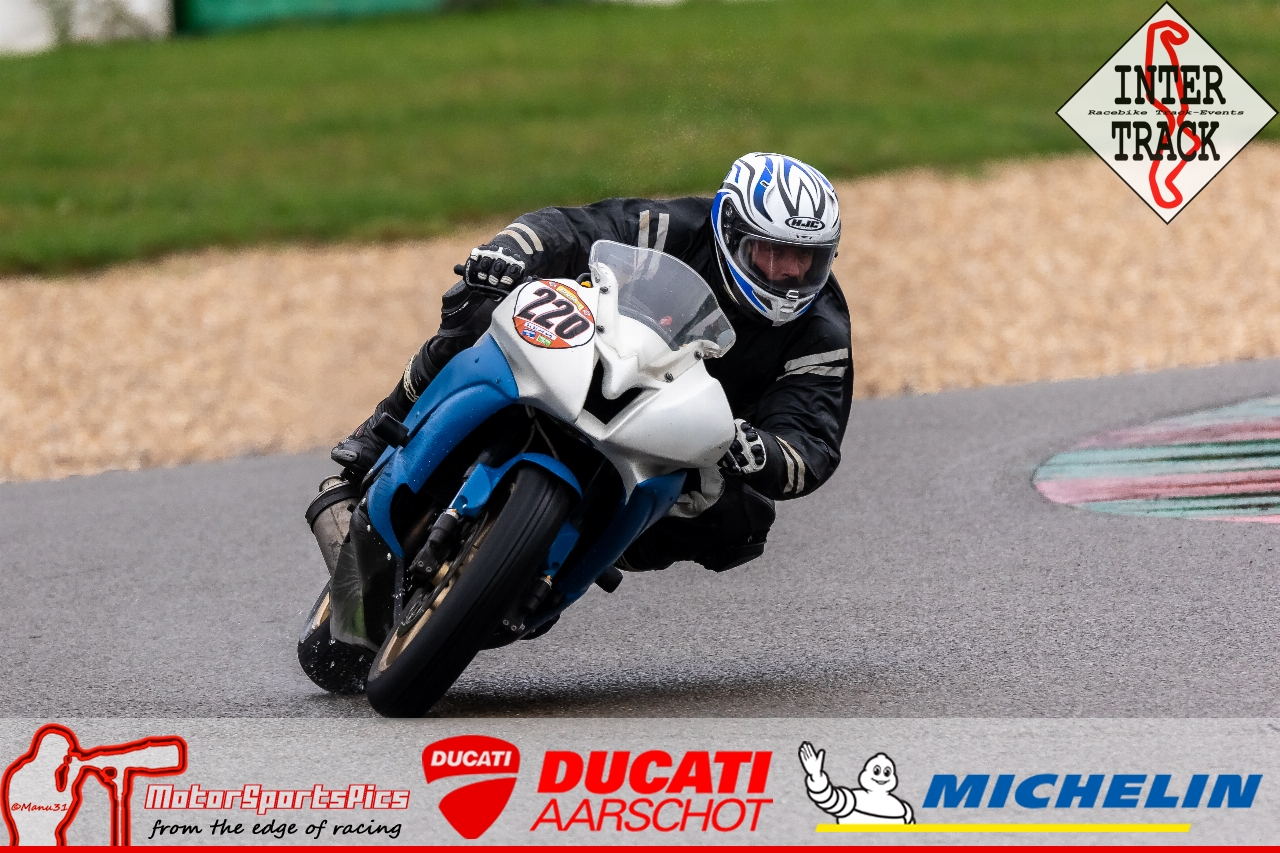 08-10-19 Inter-Track at Mettet Open pitlane day rain all day long #1009