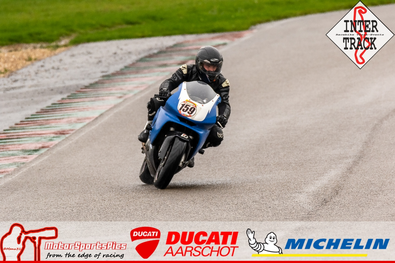 08-10-19 Inter-Track at Mettet Open pitlane day rain all day long #1052