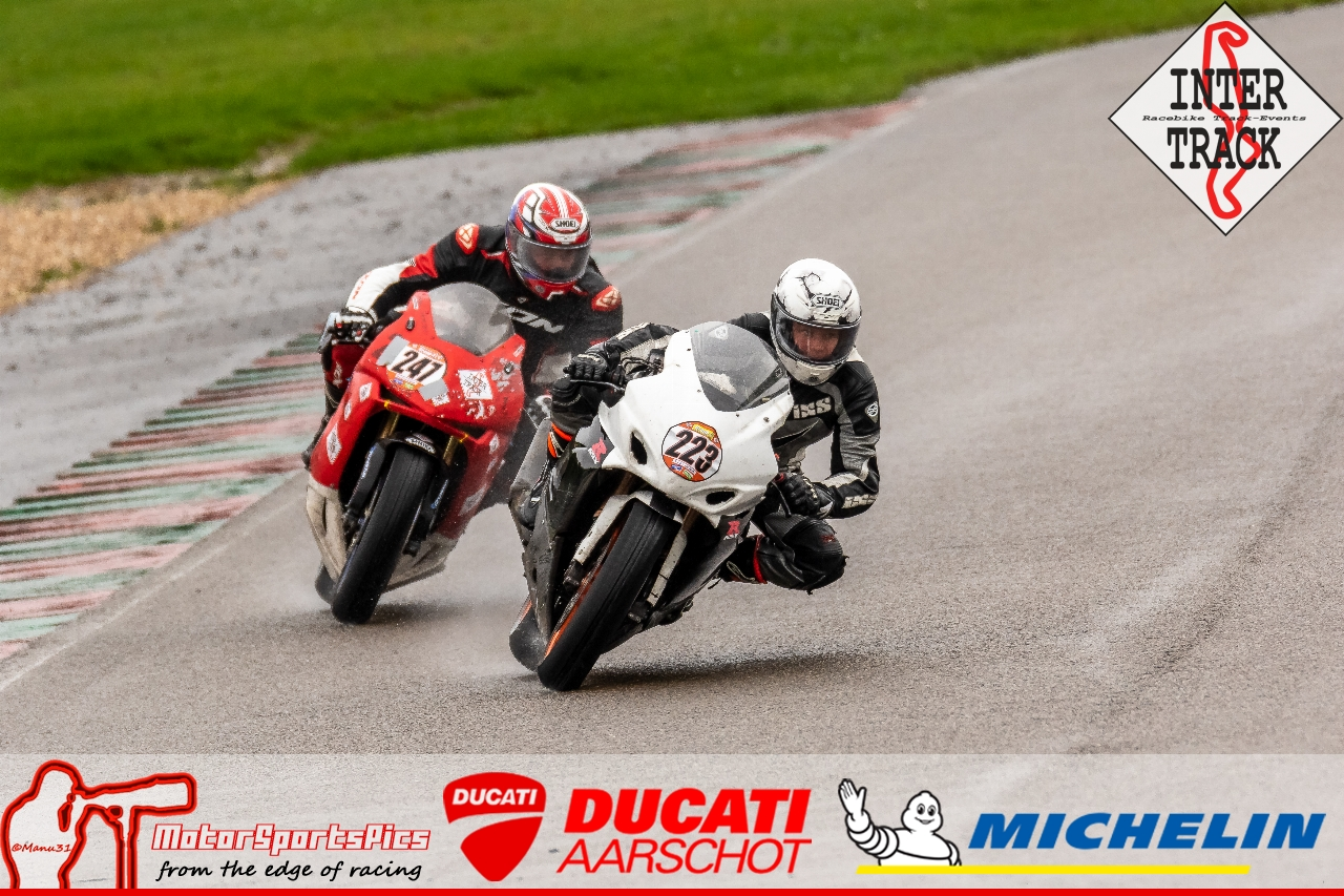 08-10-19 Inter-Track at Mettet Open pitlane day rain all day long #1060