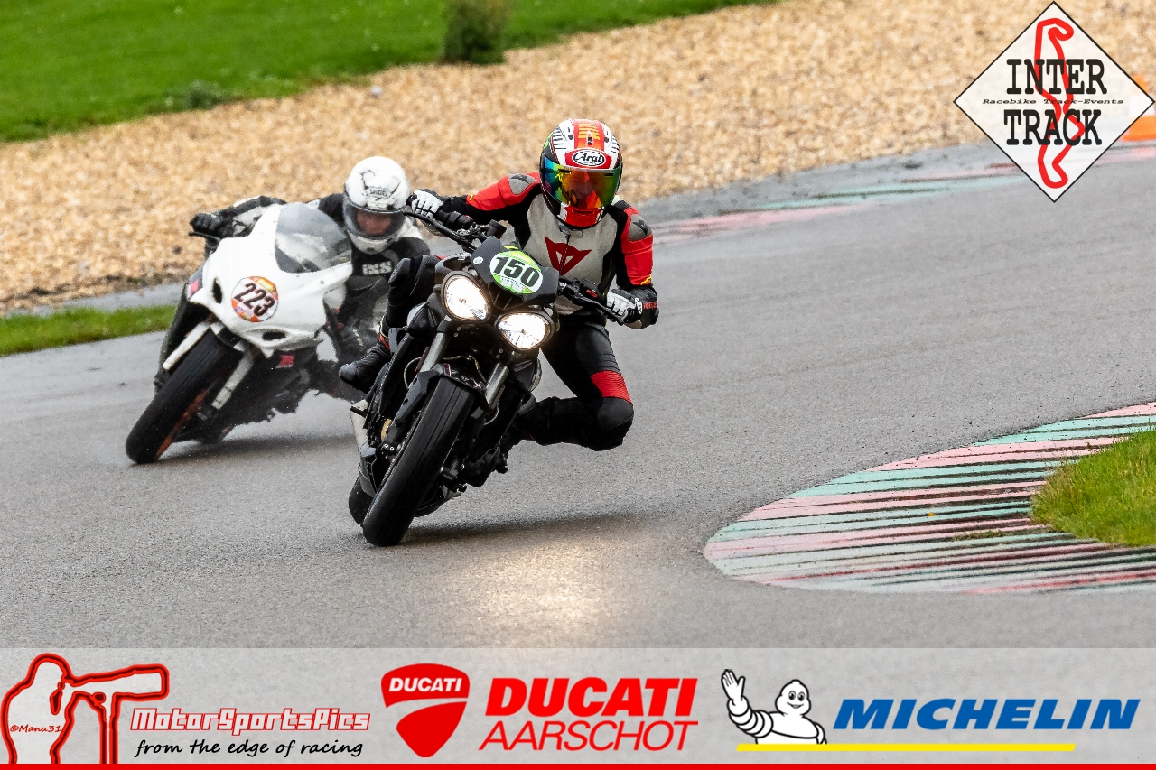 08-10-19 Inter-Track at Mettet Open pitlane day rain all day long #1097