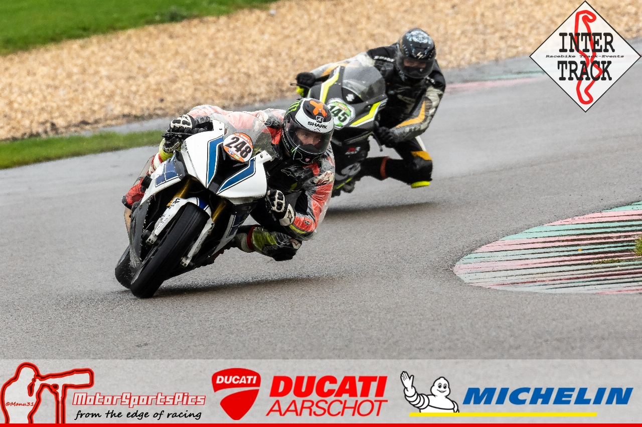 08-10-19 Inter-Track at Mettet Open pitlane day rain all day long #1105