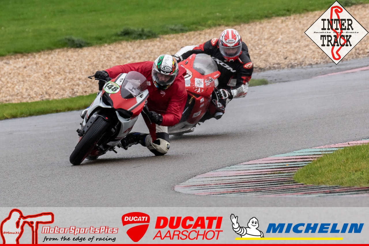 08-10-19 Inter-Track at Mettet Open pitlane day rain all day long #1110