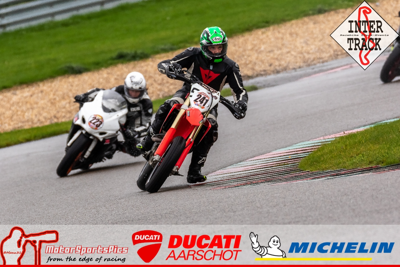 08-10-19 Inter-Track at Mettet Open pitlane day rain all day long #1121