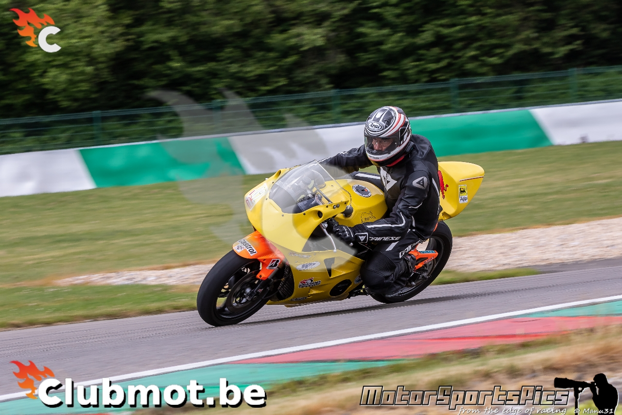 08-06-2020 Clubmot at Mettet Group Yellow #107