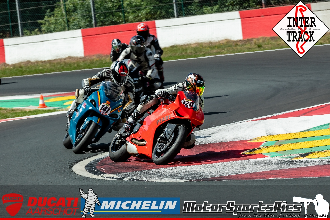 19-06-2020 Inter-Track at Zolder Group 3 Yellow #1
