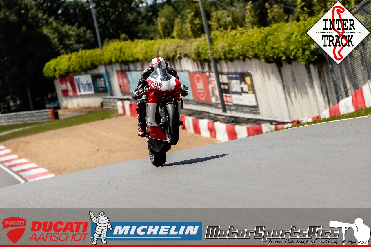 19-06-2020 Inter-Track at Zolder Group 4 Red #61