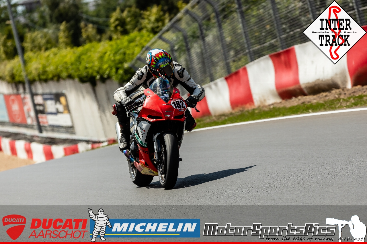 19-06-2020 Inter-Track at Zolder Group 4 Red #66