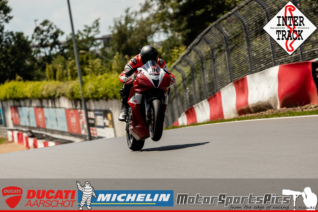 19-06-2020 Inter-Track at Zolder Group 4 Red #78