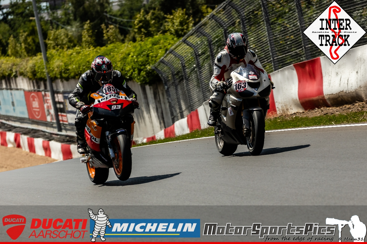 19-06-2020 Inter-Track at Zolder Group 4 Red #87