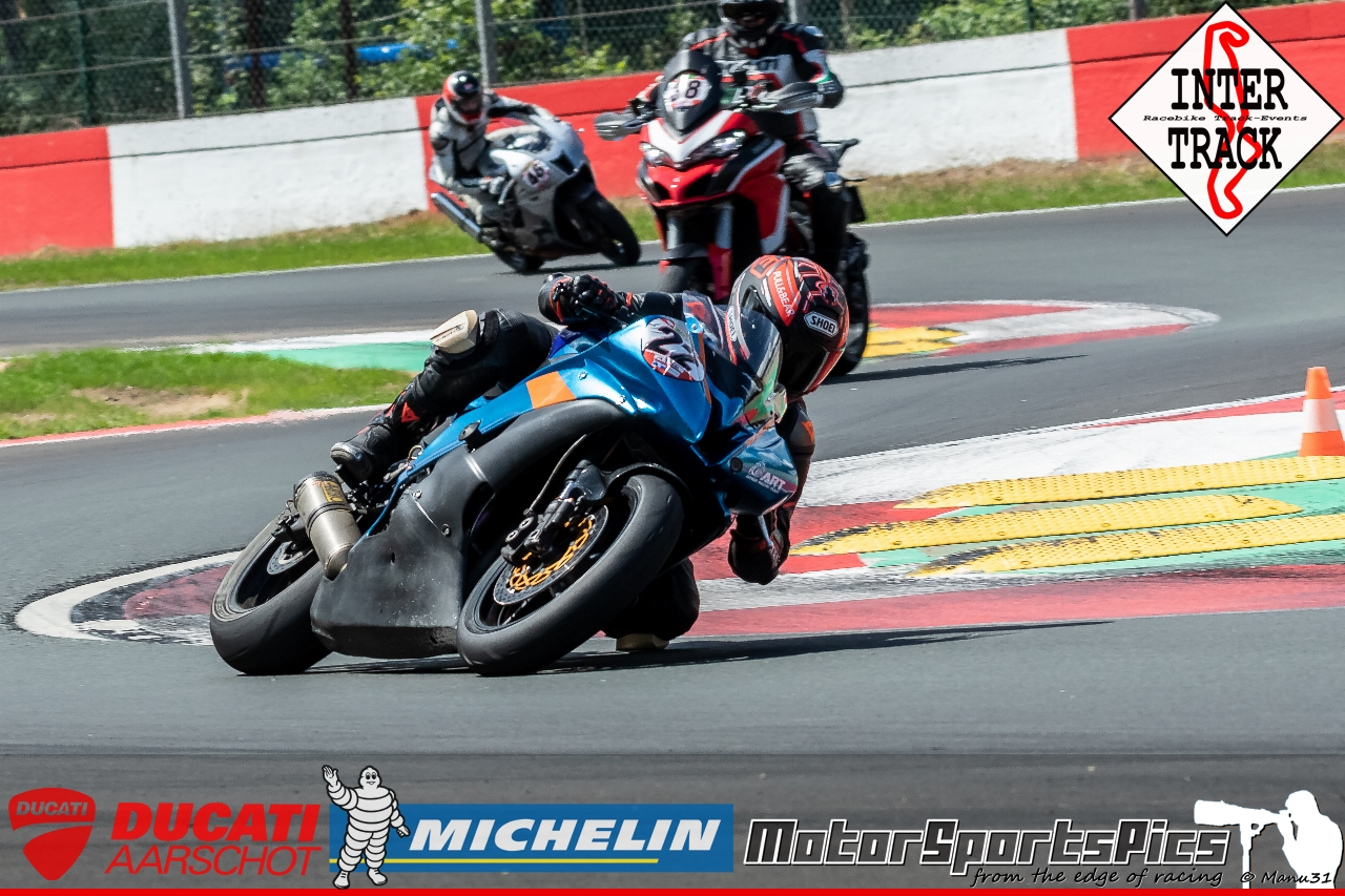 19-06-2020 Inter-Track at Zolder Group 1 Green #253