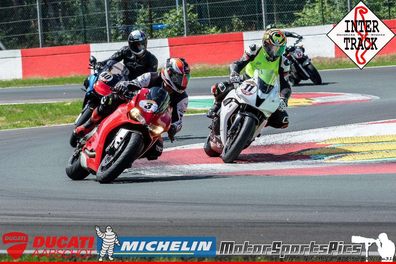 19-06-2020 Inter-Track at Zolder Group 1 Green #259