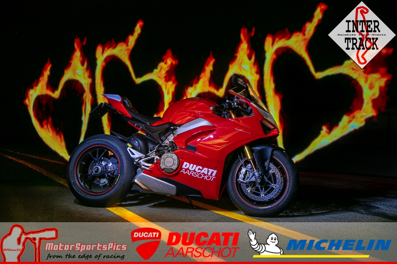 Lightpaint art photography of motorcycles #19