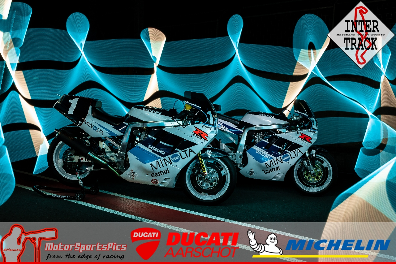 Lightpaint art photography of motorcycles #26