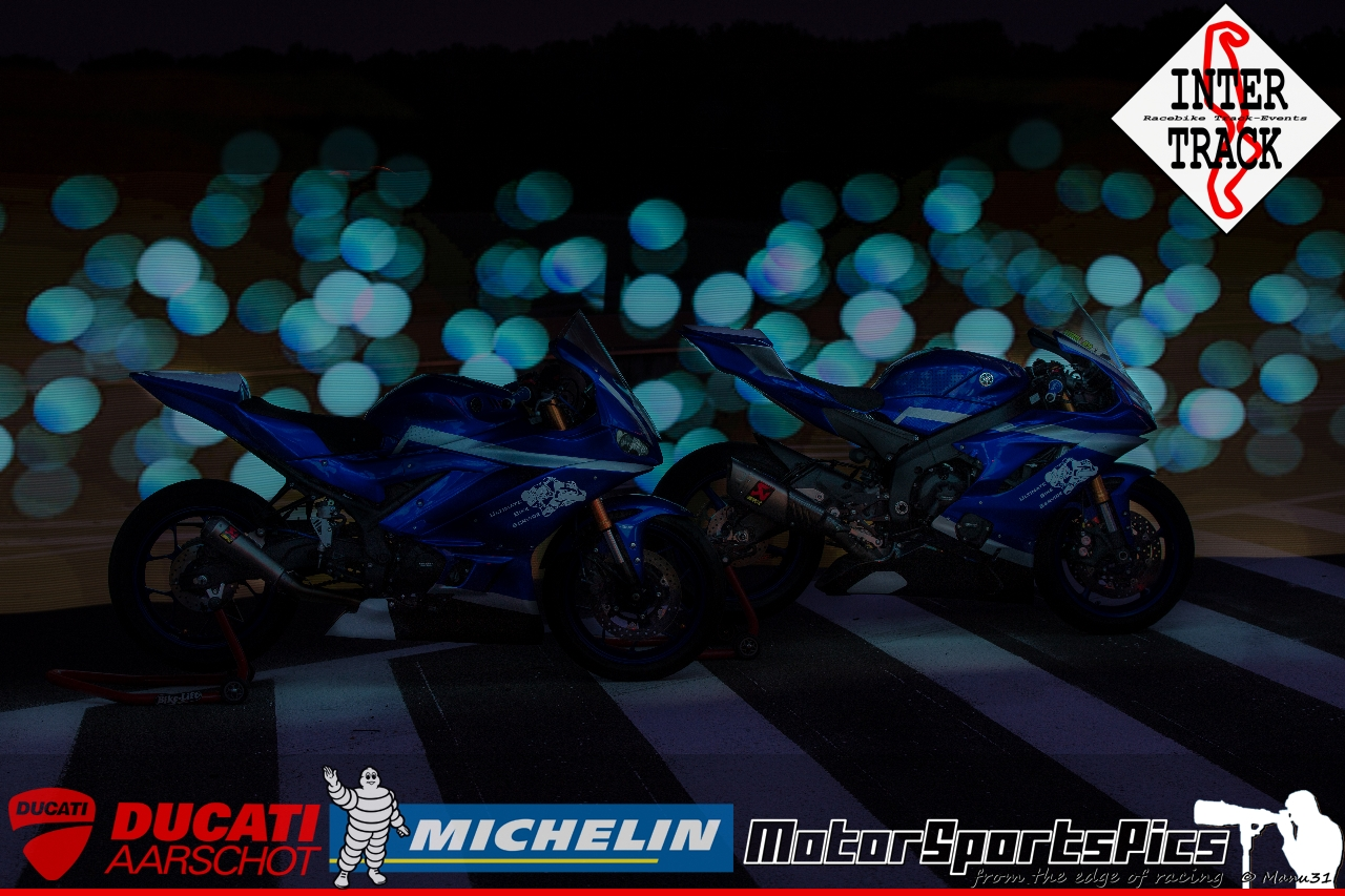 Lightpaint art photography of motorcycles #1