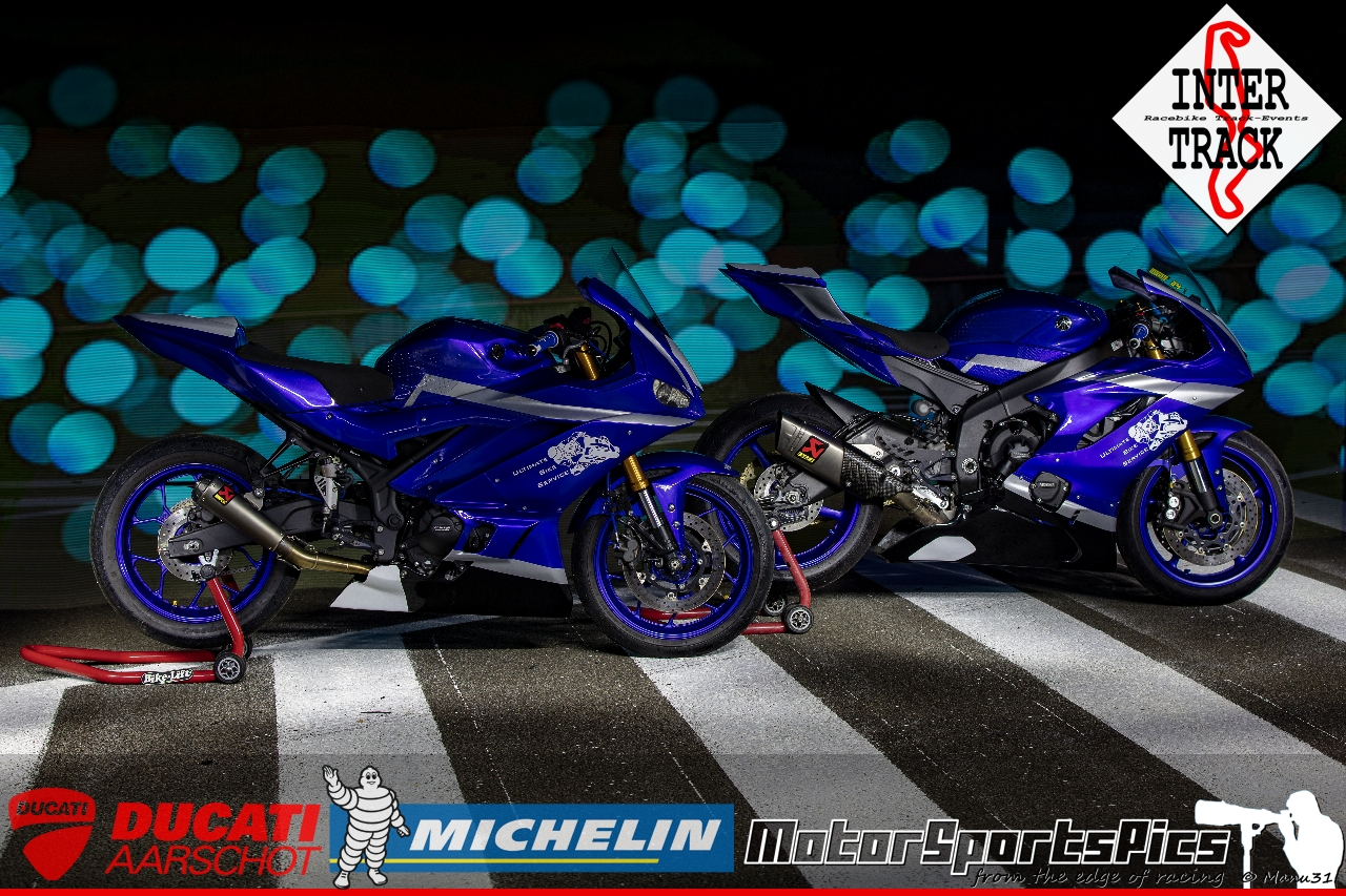Lightpaint art photography of motorcycles #2
